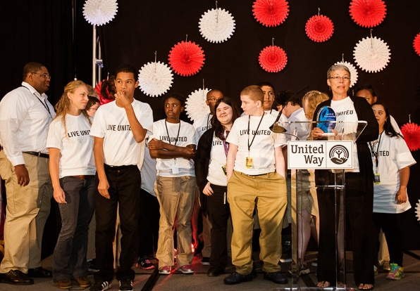UWCE CELEBRATES SUCCESSES, HONORS VOLUNTEERS, AND ELECTS NEW OFFICERS AT ANNUAL MEETING