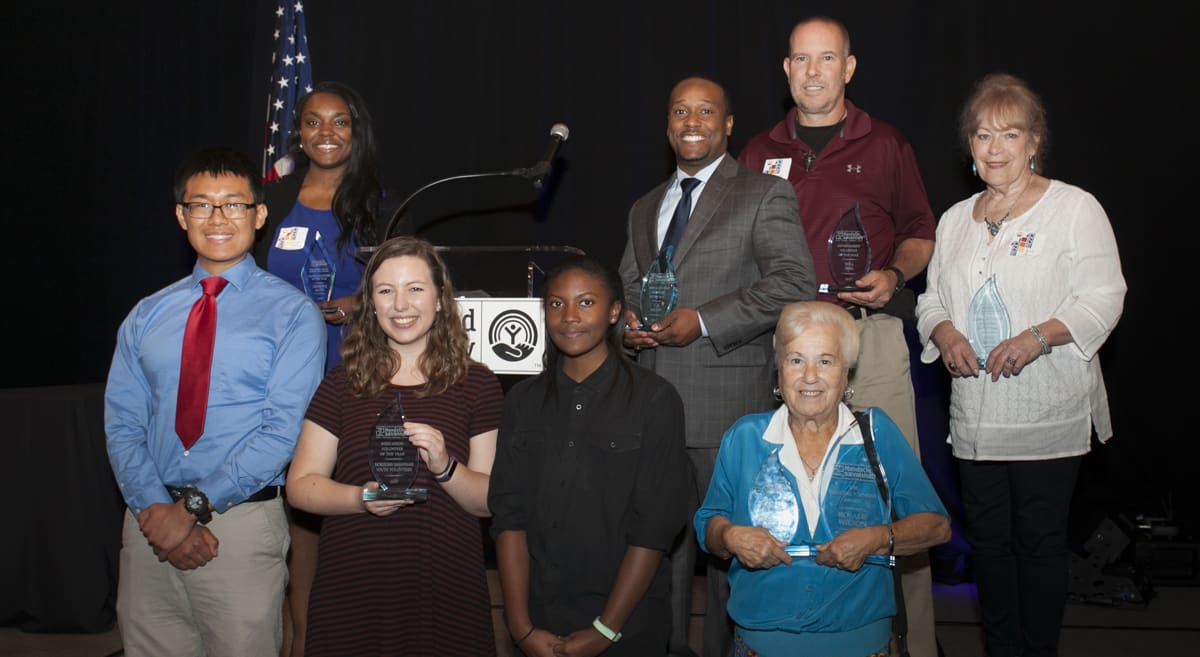 United Way HandsOn Savannah Celebrates Volunteer Excellence