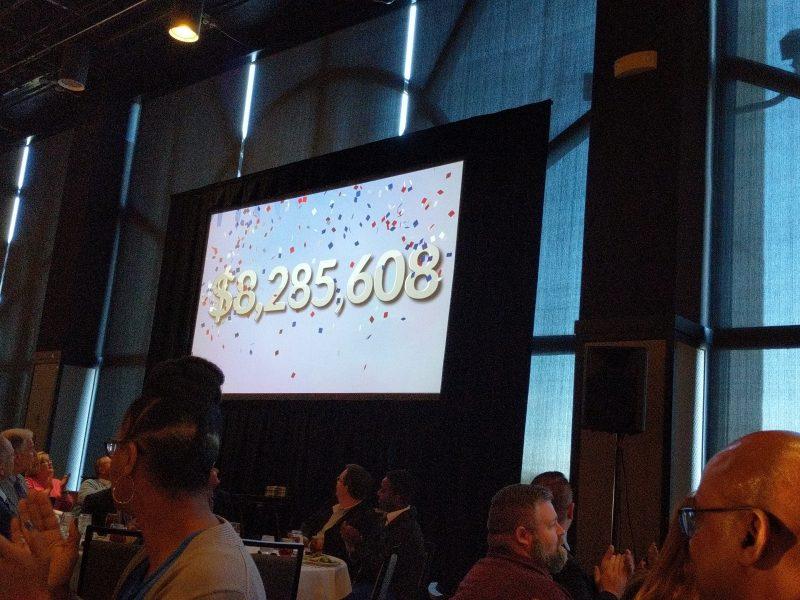 UWCE Surpasses Campaign Goal, Raises $8,285,608